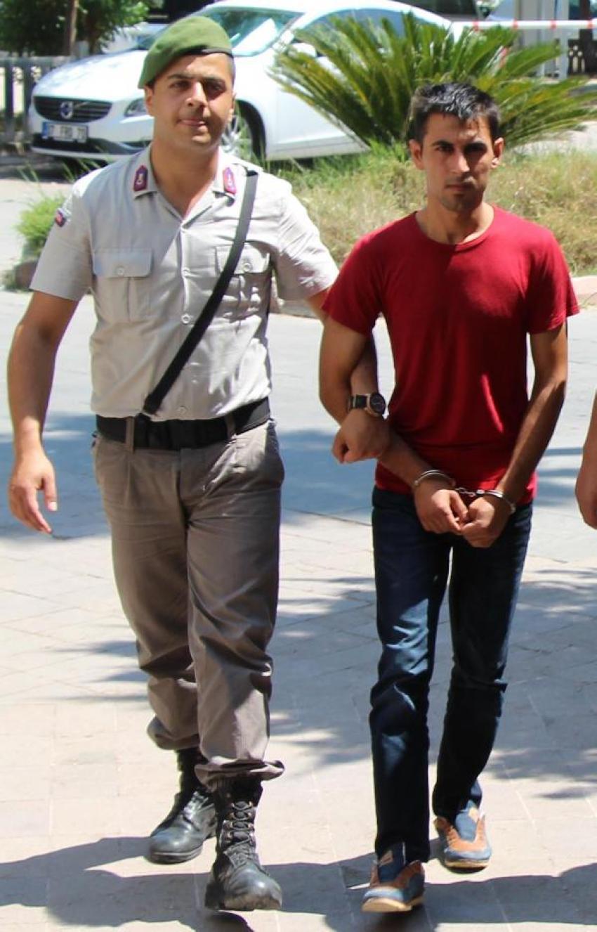 Rus turiste tecavüz iddiasıyla tutuklandı