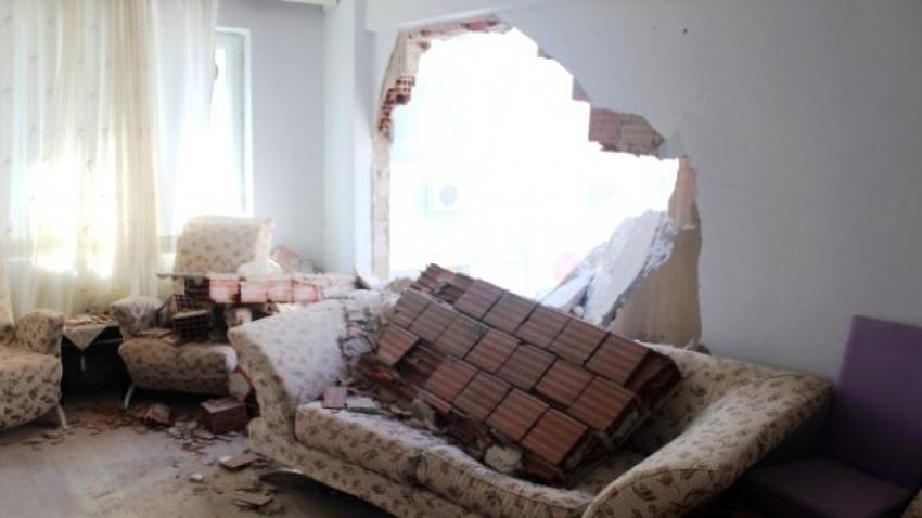 """""""İşten eve geldim, evimi yıkmışlar"""""""