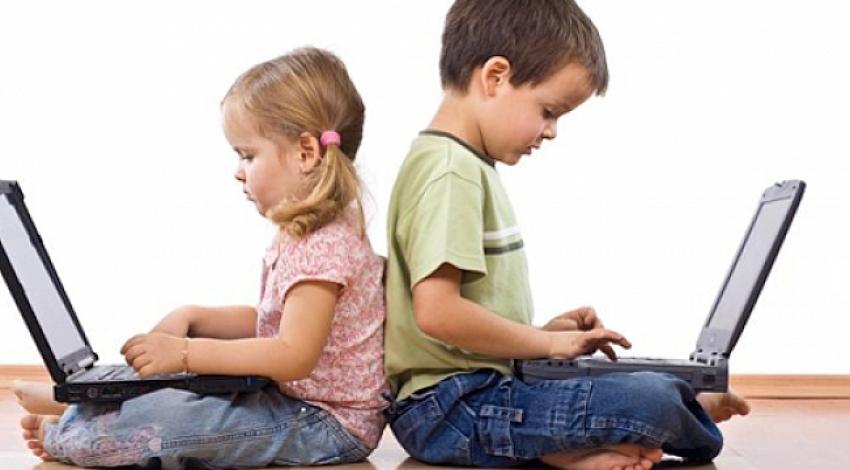 Denetimsiz teknoloji çocukları olumsuz etkiliyor