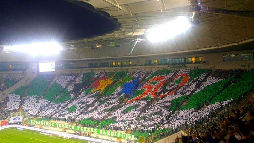 İşte Bursaspor'un kombine sayısı