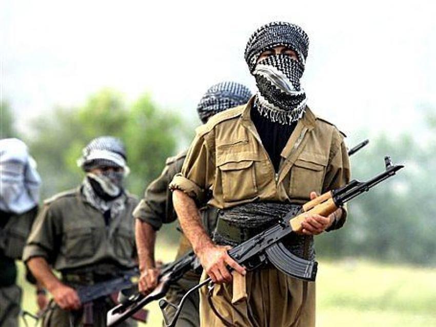 Hakkari'de 3 PKK'lı teslim oldu