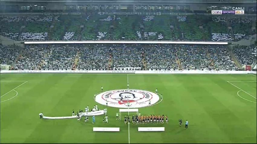 Bursaspor 8 milyon TL gelir elde etti!