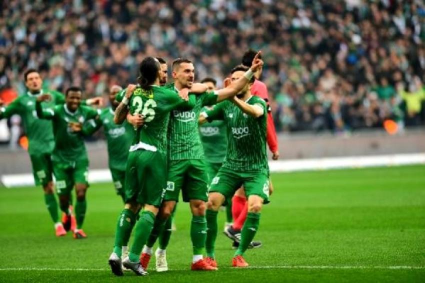 TFF 1'inci Lig'de goller son düzlükte geliyor
