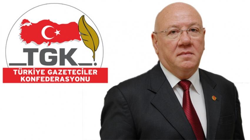 TGK Yenişafak ve Akit gazetelerine yapılan saldırıyı kınadı