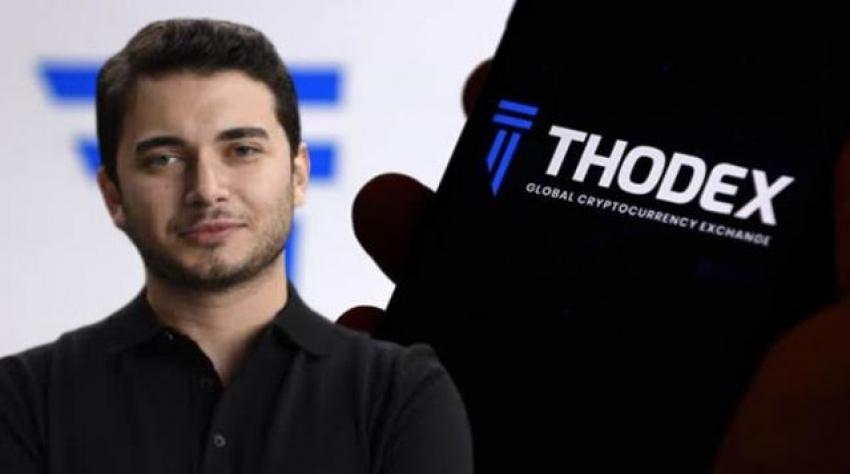 Thodex'in banka hesabındaki yaklaşık 16 milyon liraya haciz konuldu