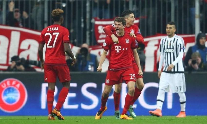 Allianz Arena'da dram! Bayern Münih uzatmaya bıraktı