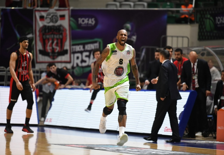 TOFAŞ: 73 - 69 Eskişehir Basket