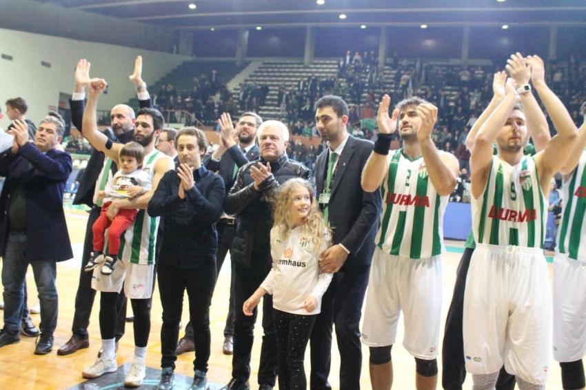 Bursaspor Durmazlar 76-63 Samsun B.Belediyesi Anakent
