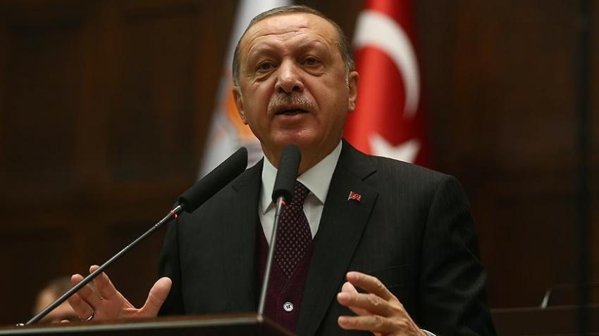 """Erdoğan: """"Suriye'deki terör yuvalarını birer birer dağıtacağız"""""""