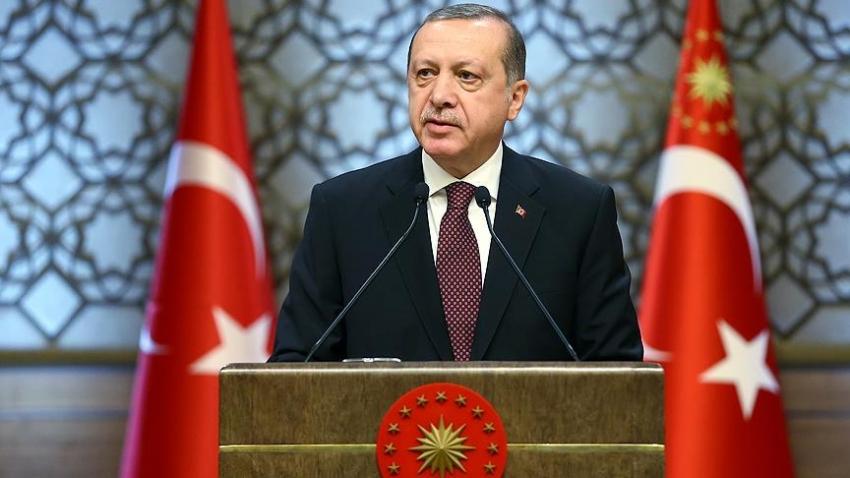 """Erdoğan: """"Hiç kimseye acımayacağız"""""""