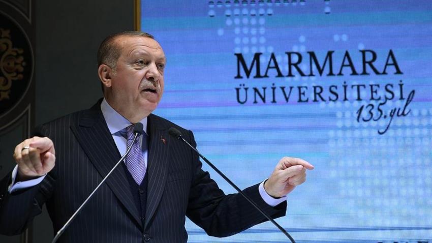 Erdoğan'dan 'doçentlik' müjdesi