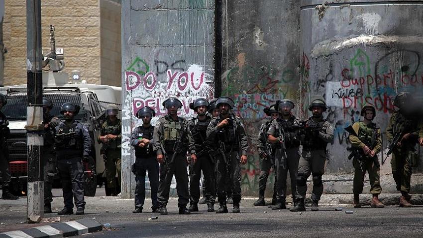 İsrail Batı Şeria'daki askeri varlığını artıracak