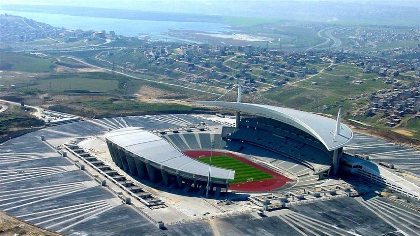Atatürk Olimpiyat Stadı'na UEFA'dan tam not