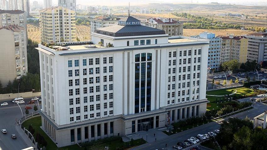 AK Parti Hatay il başkanlığına atama