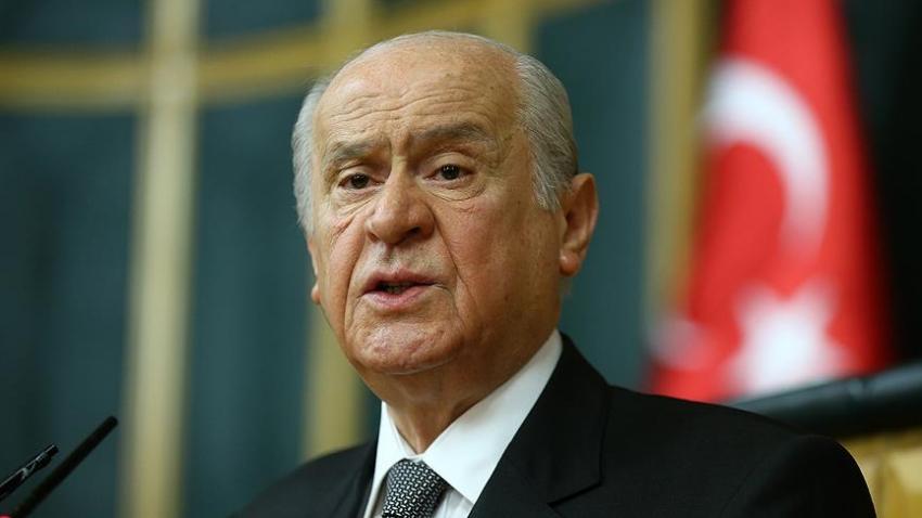 """Bahçeli: """"CHP'nin Atatürk adını anmaya yüzü kalmamıştır"""""""