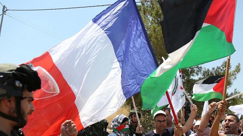 """""""Fransa, Filistin devletini tanıyacak"""""""