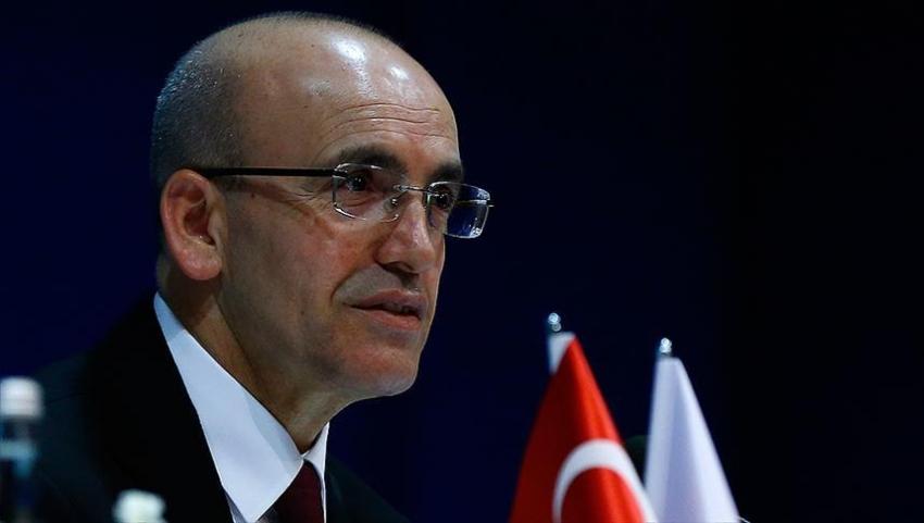 Şimşek'ten Halkbank açıklaması