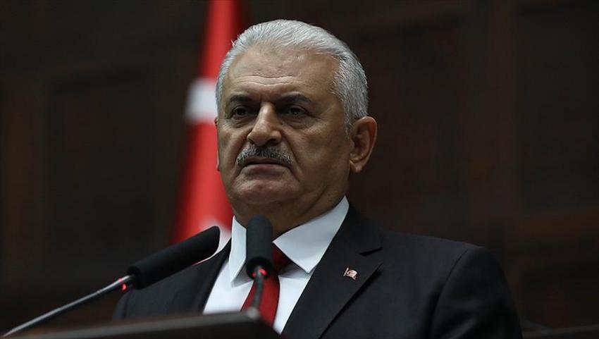 """Yıldırım: """"Türkiye bütün varlığıyla depremzede kardeşlerinin yanında"""""""