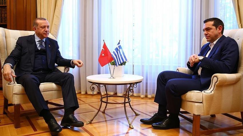 """Erdoğan: """"Hiçbir komşu ülkenin toprak bütünlüğünde gözümüz yok"""""""