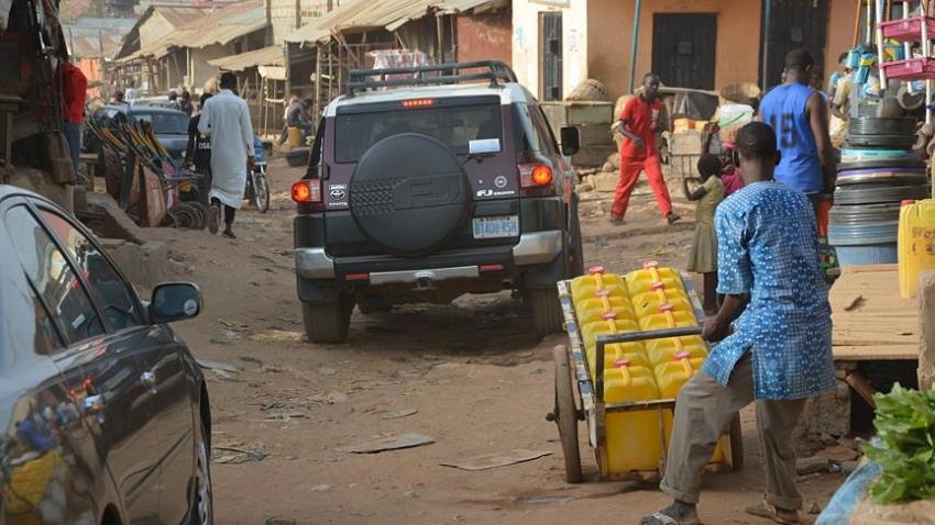Türkiye'den Nijerya'ya elektirik hizmeti