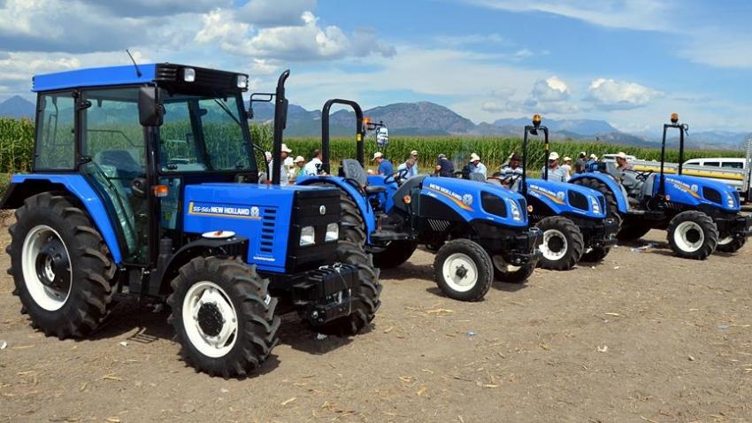 Türk traktörleri 130'u aşkın ülkeye satılıyor
