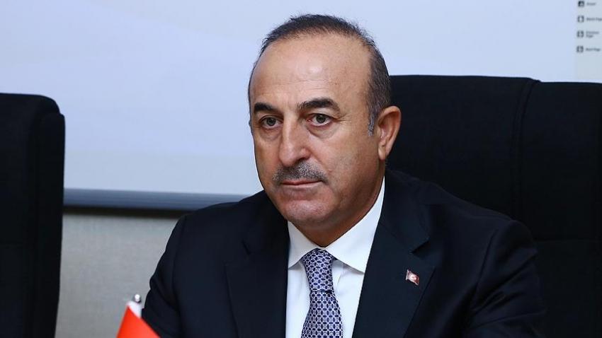 """Çavuşoğlu: """"Bölgeye barış yerine kaos gelir"""""""