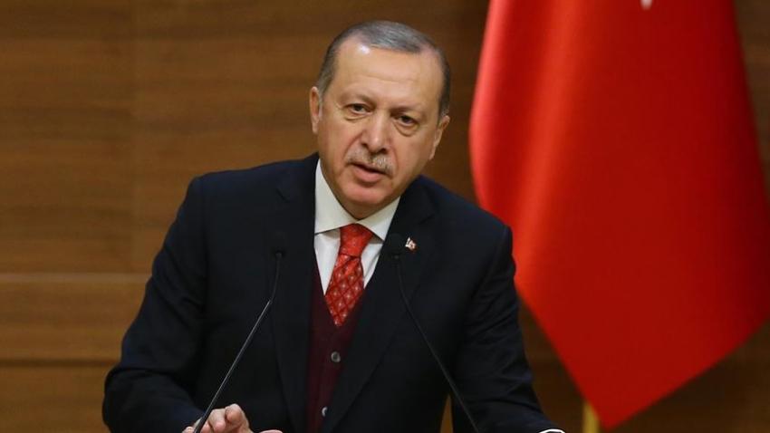 """Erdoğan: """"Bir katille biz neyi konuşacağız"""""""
