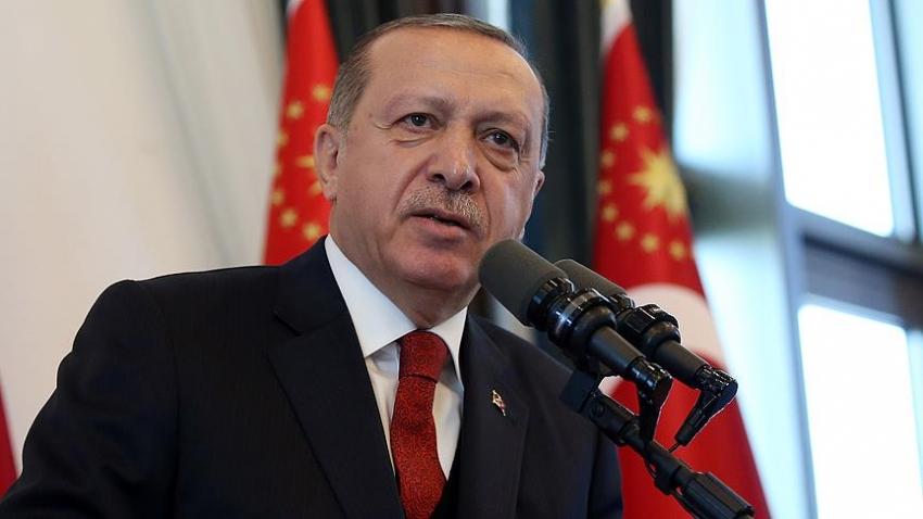 """Erdoğan: """"Minderden kaçan biz olmayacağız"""""""