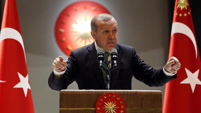 """Erdoğan: """"2019'un sonuna kadar..."""""""