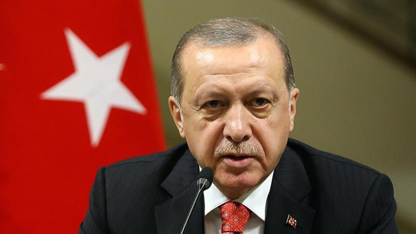 """Erdoğan: """"Halkın iradesinin üzerinde güç olmadığına inanıyoruz"""""""