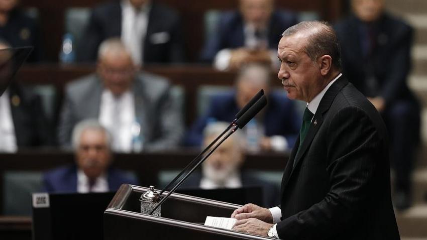 """Erdoğan: """"Türkiye'nin otomobili atılımın lokomotifi olacak"""""""