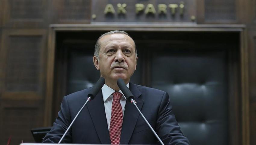 """Erdoğan: """"Aynı tezgahı götürdüler ABD'de kurdular"""""""