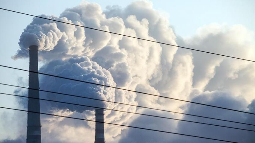 Karbondioksit yoğunluğunda rekor artış