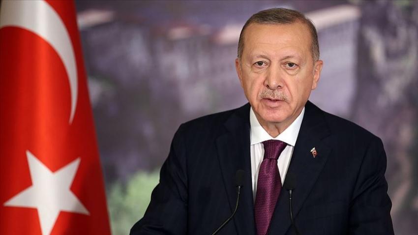 Erdoğan:Türkiye'yi sanat vahasına dönüştüreceğiz