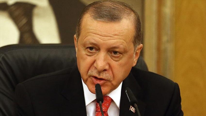 Erdoğan'dan Rusya ziyareti öncesi basın toplantısı