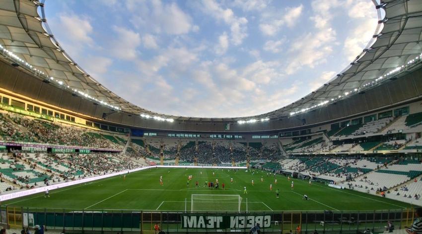 Bursaspor'dan Timsah Arena otoparkı açıklaması