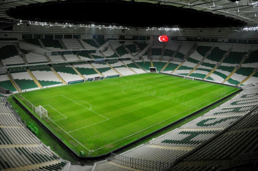 Bursaspor - Balıkesirspor biletleri satışta