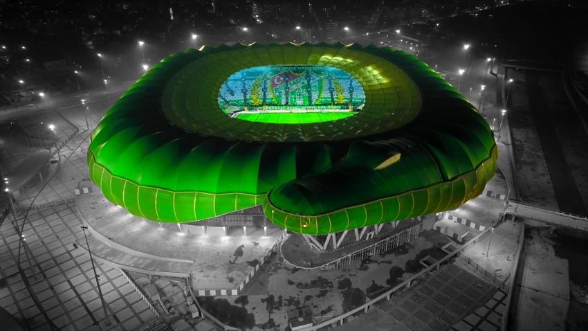 Timsah Arena paylaşımı rekor kırıyor