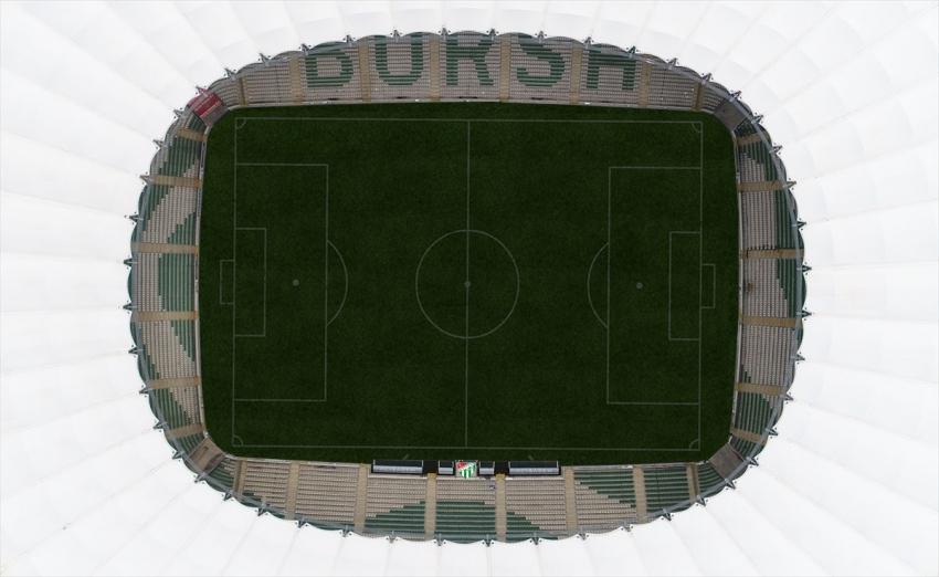 Bursaspor'dan sponsorluk açılaması