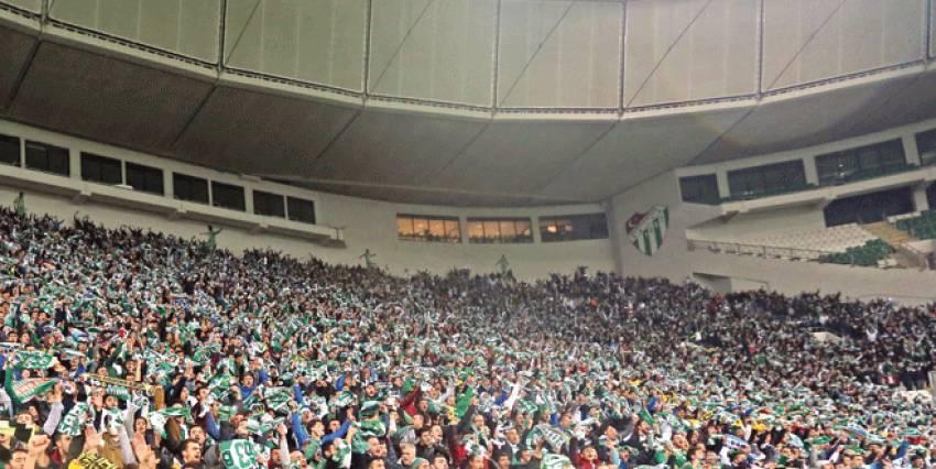 Bursaspor - Beşiktaş biletleri satışta