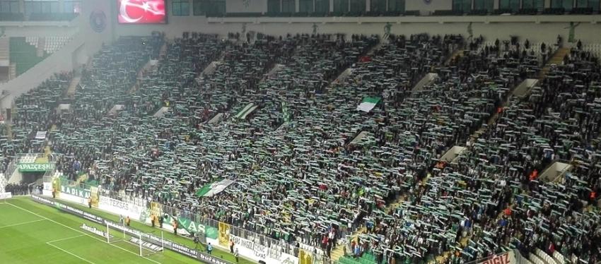 Süper Lig'de üçüncü sıradayız