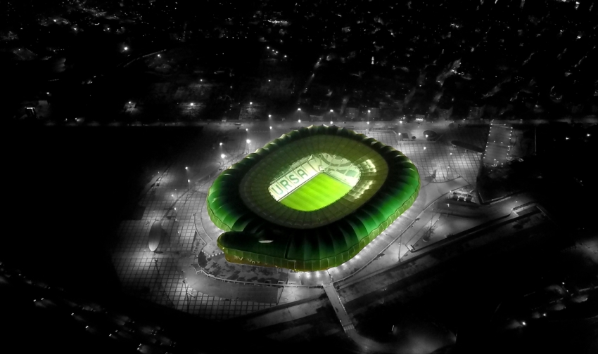 Timsah Arena için 41 milyon TL ödenecek!