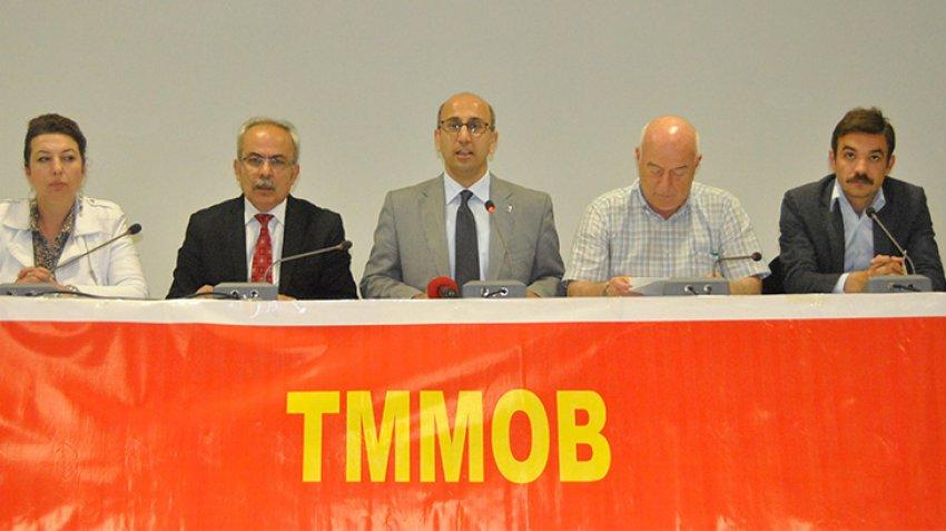 TMMOB: İşçi yalnız değil
