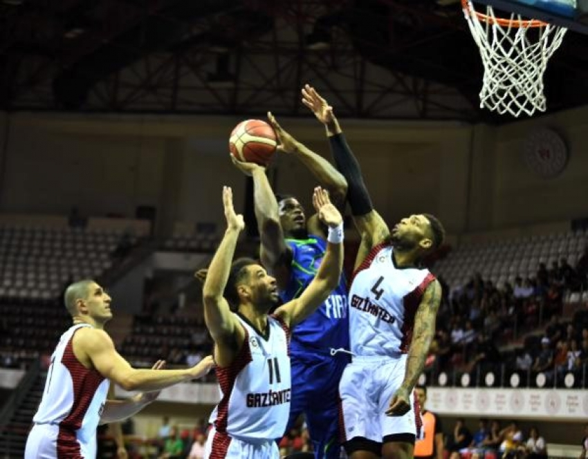 TOFAŞ'ın rakibi Gaziantep Basketbol