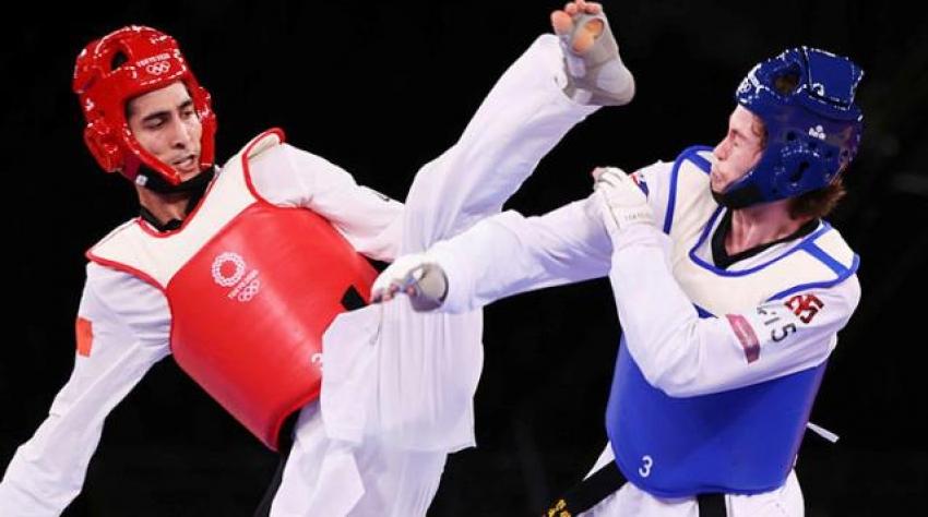 Tokyo Olimpiyatları'nda ilk madalyamız tekvandodan geldi