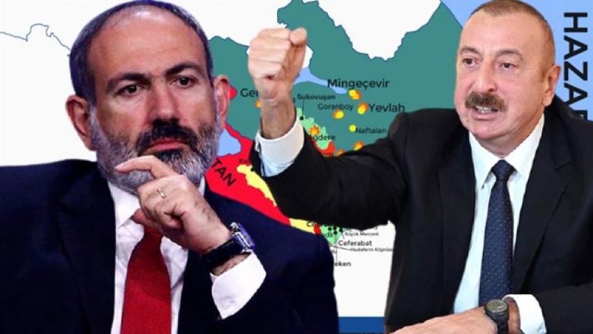 Azerbaycan-Ermenistan savaşında son durum
