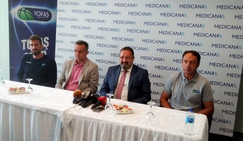 Tofaş&Medicana Bursa işbirliği