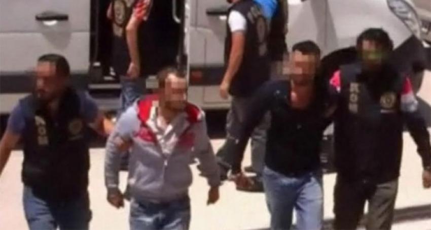 Torbacılara büyük operasyon: 22 gözaltı