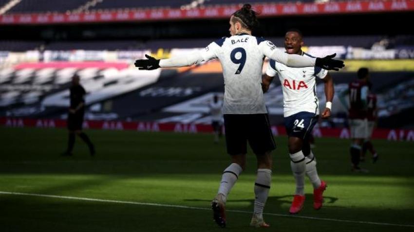 Tottenham, Burnley'i farklı geçti