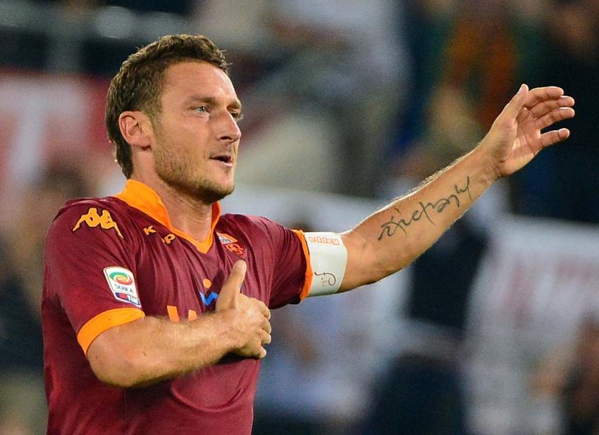 Totti'ye emeklilik çağrısı